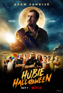 Hubie Halloween Official release poster