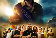 Hubie Halloween Official release poster