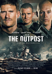 The Outpost theatrical release poster