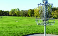 Red Arrow Park challenges beginner disc golfers