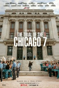 Trial of the Chicago 7 Theatrical release poster