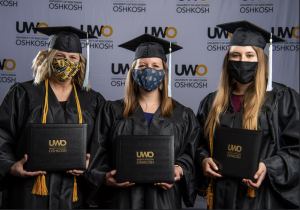 UW Oshkosh Flickr — Countdown to Commencement