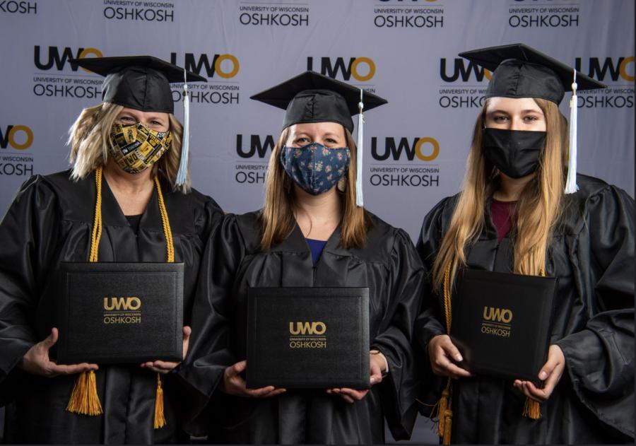 UW Oshkosh Flickr — Countdown to Commencement