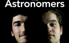 UWO juniors Ben Baker (left) and Michael Stensland (right) make up the pop duo, The Astronomers.