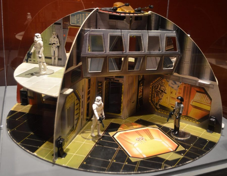 "Advance-Titan The 1978 Death Star by Palitoy is the most sought after by ""Star Wars"" toy collectors as it's available only in the United Kingdom and Canada. Jared Roll, owner of the largest ""Star Wars"" toy collection in Wisconsin, has been collecting toy sets like these since he was 4."