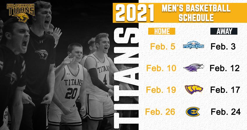 Titans+visit+defending+conference+champion+in+men%27s+basketball+opener