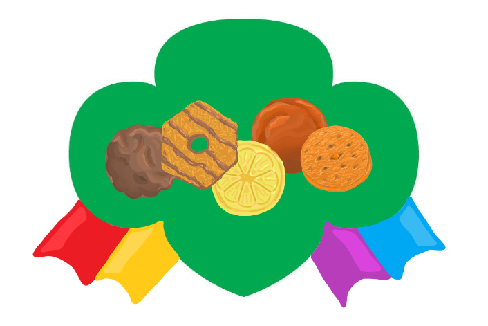 Graphic by Katie Pulvermacher Girl Scout Cookies, which are available from January to April, are sold by the hundreds of millions every year. Some of the popular flavors are: Thin Mints, Caramel deLites and Peanut Butter Patties.