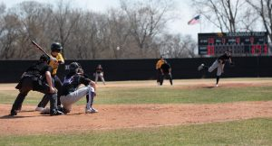 UWO baseball bounces back big