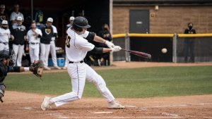 Scherrman brings talent and commitment to the diamond