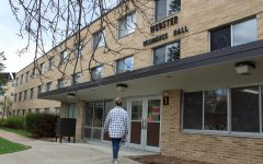Katie Pulvermacher / Advance-Titan Webster Hall will become a weekday-only residence hall beginning fall 2021 for a weekday residence initiative started by Residence Life.