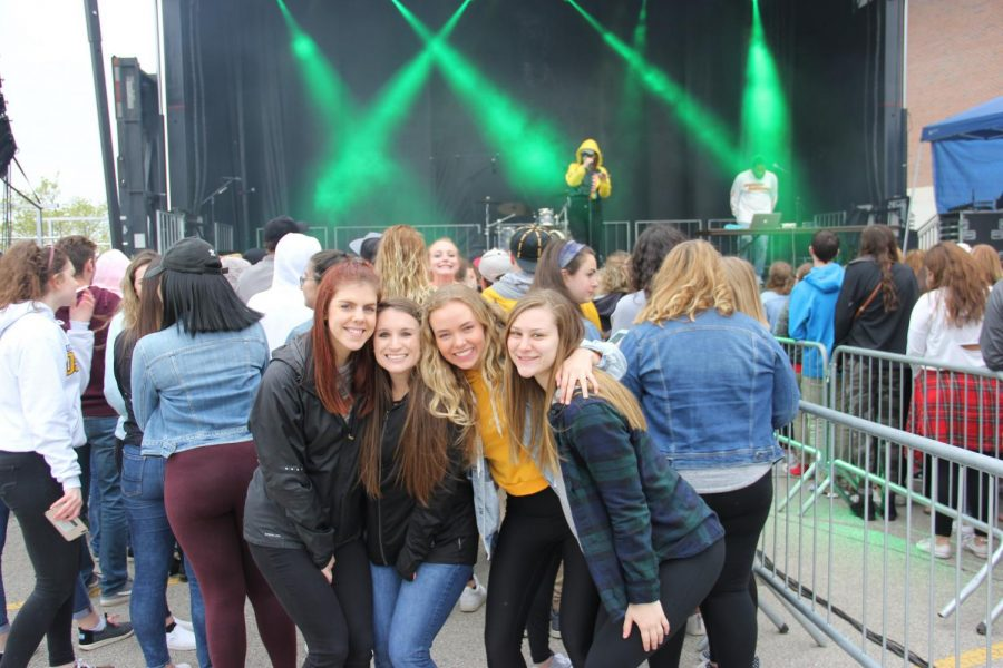 Courtesy of Reeve Union Bye Gosh Fest was last held on May 9, 2019 featuring performances by Elley Duhé and Hoodie Allen.