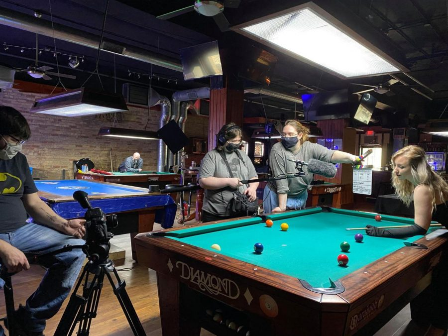 """""""Finding Gravity"""" asks the question, Can a game of pool save a man"""