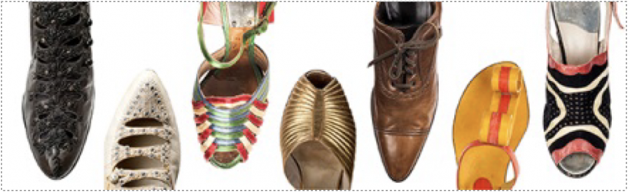 Explore the style, substance of antique shoes at the Paine