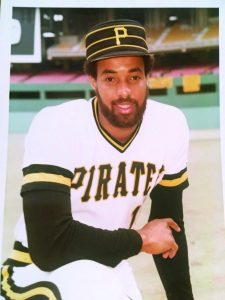Photos courtesy Dorian Boyland — Dorian Boyland played in 21 major league games with the Pirates before being traded to the San Francisco Giants during the 1981 season.