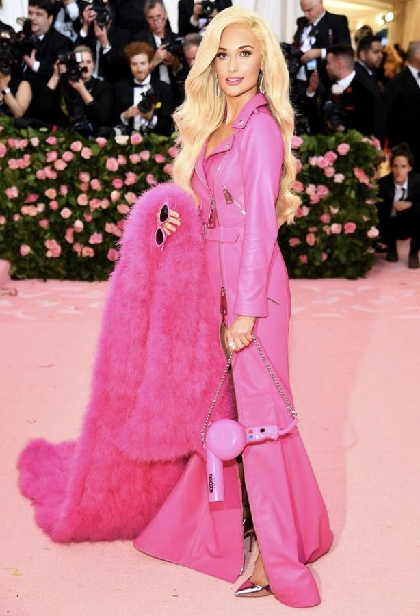 Met Gala features bold statements