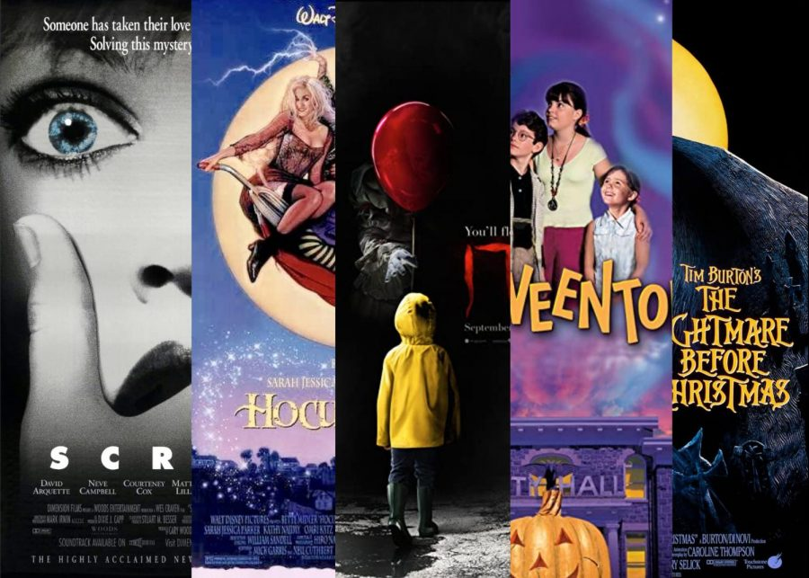 Courtesy of IMDb With Halloween getting closer, here are five movies to get you in the spooky spirit.